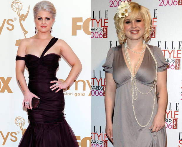 Kelly Osbourne, weight loss, before, after - Extreme celebrity weight loss/gain gallery - Digital Spy