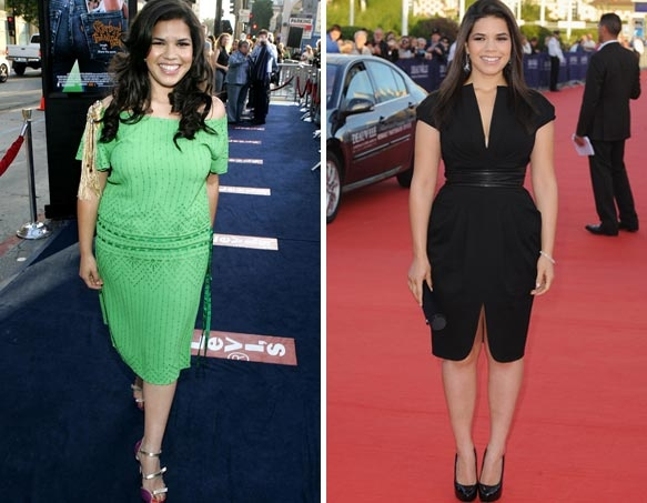 Gallery For America Ferrera Weight Loss 2013
